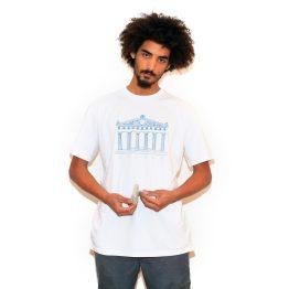 Jamal Harmony White T-Shirt