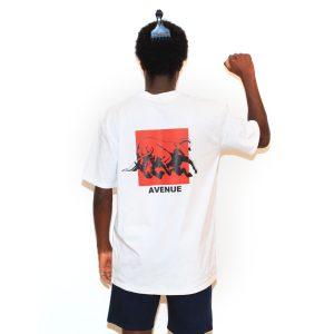 Val Knockout Back T-Shirt