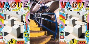 Sam Mason Vague Issue 16 Advert Banner