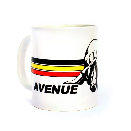 Avenue Knockout Mug
