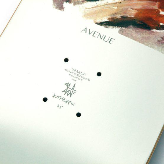 Avenue Kohlsen Marls Deck Detail