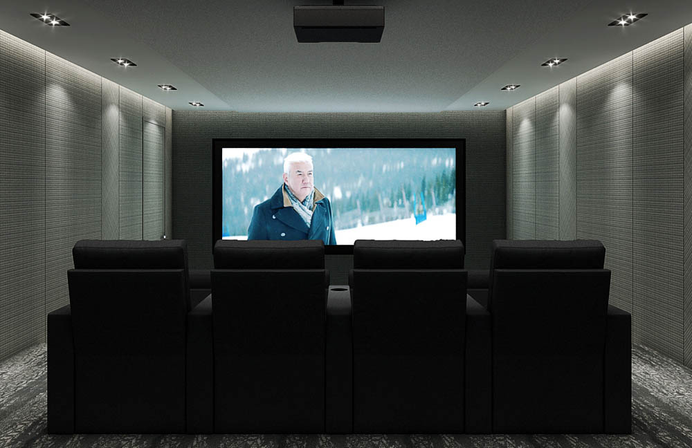 Bayview | Home Theater Design by Avenue Theater