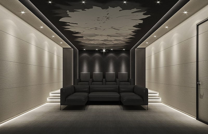 Electric Ave | Custom Home Theater Design by Avenue Theater