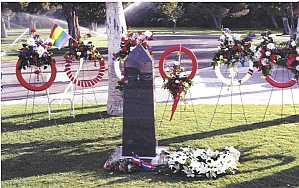 LGBT Veterans Memorial - Palm Springs