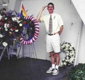 PSGV President Randy Schecher.