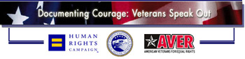 Documenting Courage: Veterans Speak Out