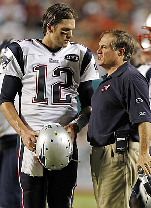 Brady and Belichick