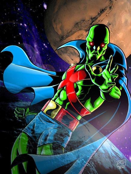 Can The Martian Manhunter Read Minds?