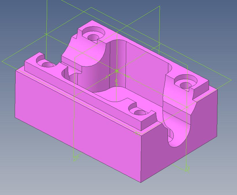 Hjemmebygget CNC-fræser – del 1 (mekanik) – Averageek – en hverdagsnørds bekendelser