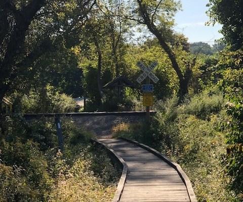 Appalachian Trail RR Stop