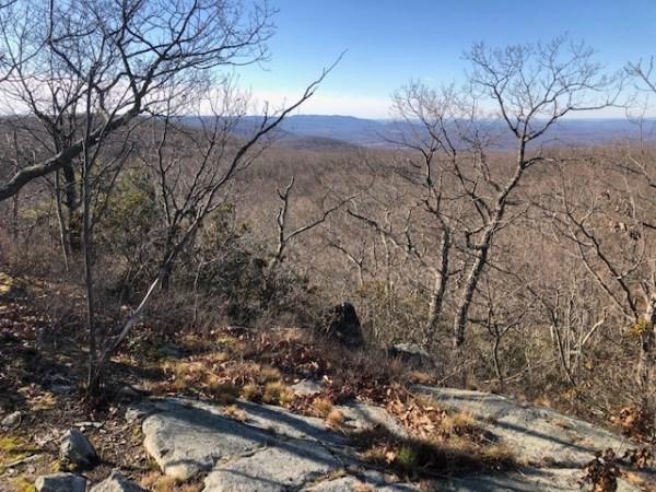 View Near Mt. Egbert