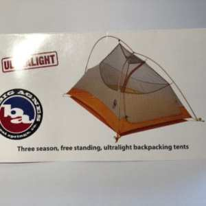Big Agnes Fly Creek UL 3P