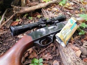 Healthy snack hunting EcoTrek hunting comfortable