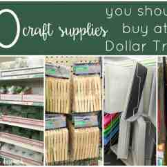 Dollar Tree Easter Chair Covers Cushion For Eames 10 Craft Supplies You Should Buy At Average But Inspired Save Yourself Lots Of Money With This Post On The
