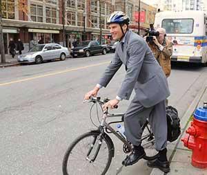 Vancouver-Mayor-Gregor-on-a-bike