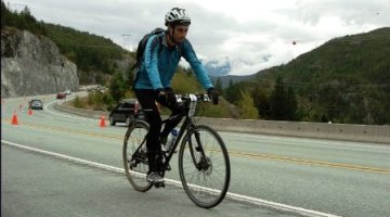 Whistler Gran Fondo by Alex Precosky