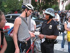 Good News for New York City Critical Mass Cyclists