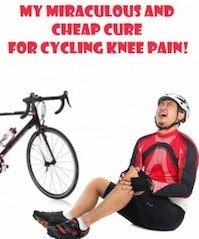 My miraculous and cheap cure for cycling knee pain