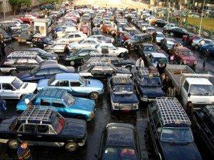 collective noun for cars