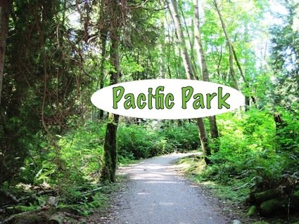 Pacific Spirit Regional Park bike trails