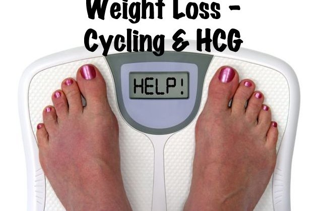 How to Lose Weight with Cycling AND HCG Drops