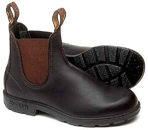 lose weight cycling. My trusty Blundstones