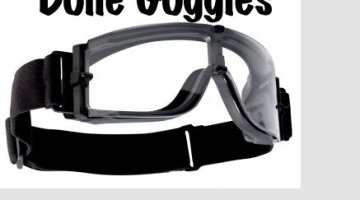 Best Bike Goggles under $100 – Bolle Tactical Goggles