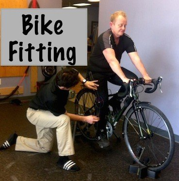 How to  Prevent Cycling Knee Pain and Cycling Back Pain with a Professional Bike Fitting