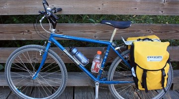 Axiom Panniers – An Average Joe Cyclist Product Review