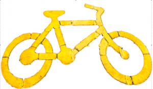 Rocky Point park - bike gold star