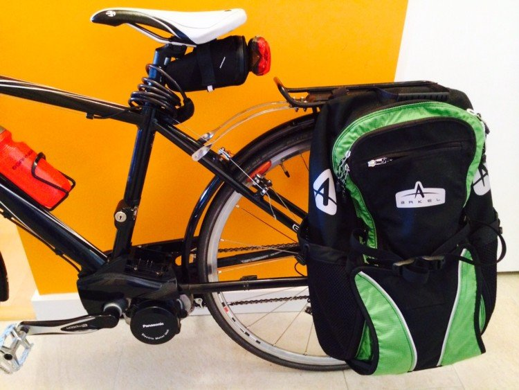 Arkel Bug Pannier Review.