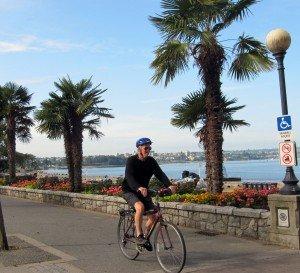 Seaside Bike Route, Vancouver