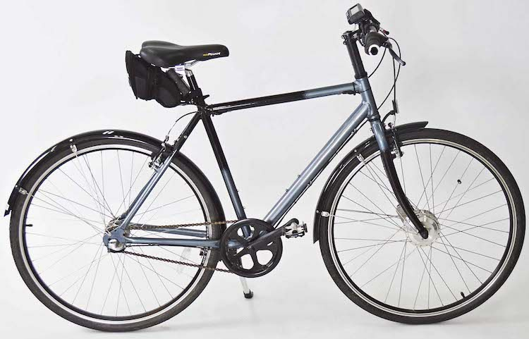 A Pedal Easy electric bike – calories burned cycling