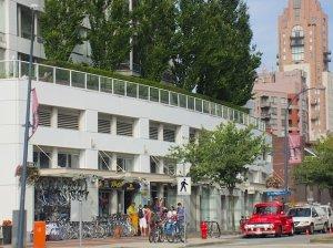 Reckless Bike Shop near the Seaside Bike Route - Average Joe Cyclist
