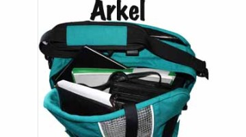 Arkel Panniers Review by Mrs. Average Joe Cyclist