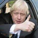 London Mayor Boris Johnso