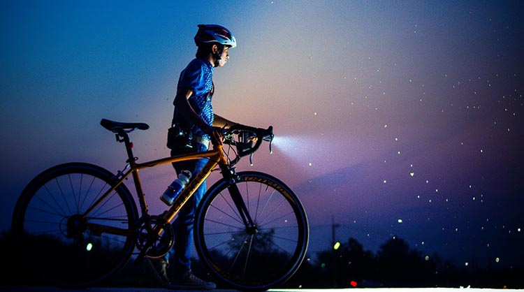 Great Bike Lights Will Light Up The Night For You! Just Be Sure To Get