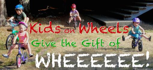 Kids-on-wheels