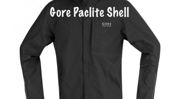 Best Cycling Shell under $170 – Gore Bike Wear Paclite Shell Review