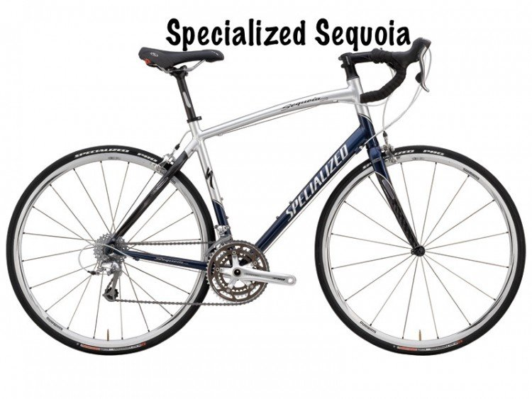 Specialized Sequoia - just a beautiful bike and a great ride