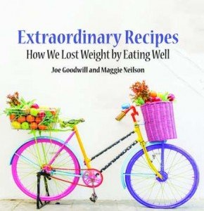 Extraordinary Recipes Lost Weight Eating Well cover