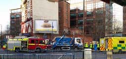 Elephant and castle accident - safe cycling in London