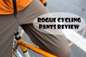 Showers Pass Rogue Cycling Pants – Review by Mrs. Average Joe Cyclist