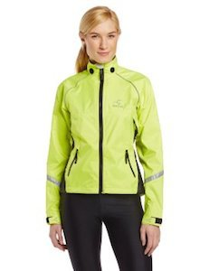 This Showers Pass women's cycling jacket has a women specific fit. Showers Pass Women's Club Pro Cycling Jacket - Review