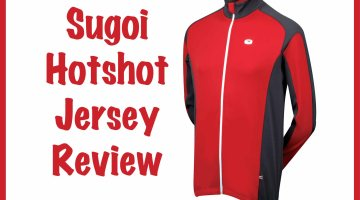 Sugoi Hotshot Cycling Jersey Review