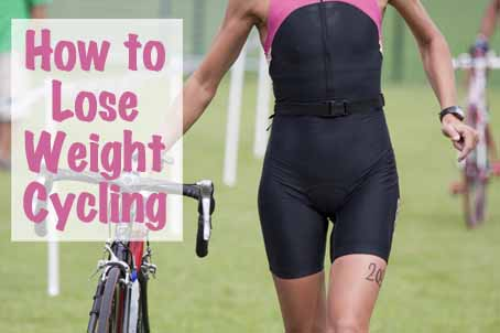 lose weight cycling