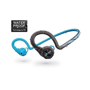 Plantronics Bluetooth Heaphones are waterproof