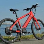stromer electric bike large size motor