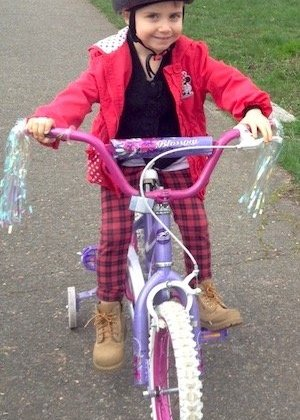 Cycling can be fun for kids - with the right gear!