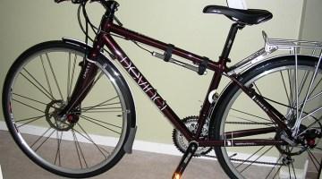 Devinci Copenhagen Hybrid Bike Review